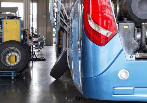 ¿Cuándo hacer el mantenimiento de los frenos del camión?