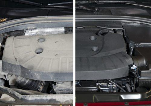 ¿Por qué y como lavar el motor de nuestro auto?