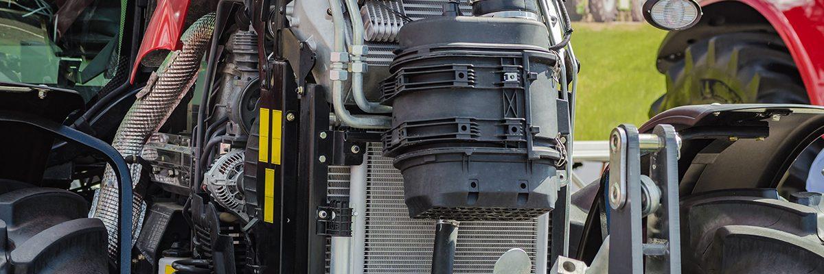 Mantenimiento al Sistema de Inyección de un Tractor