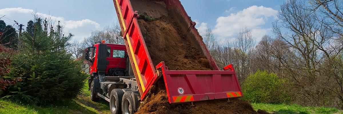 Protege el Sistema Hidráulico de un Camión de Volteo