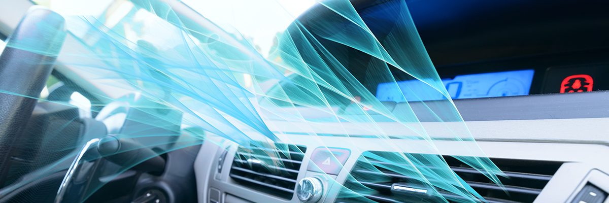 Mantenimiento del Aire Acondicionado el Auto