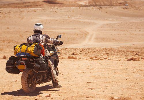 Que el calor no te afecte mientras conduces tu motocicleta