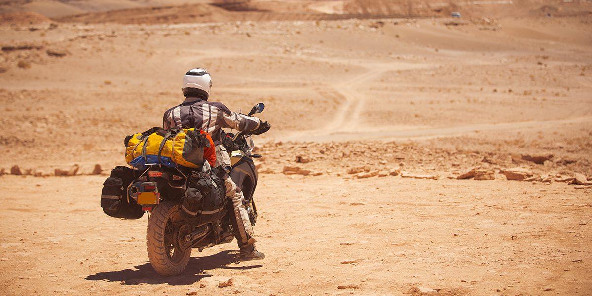 Que el calor no te afecte al manejar tu moto