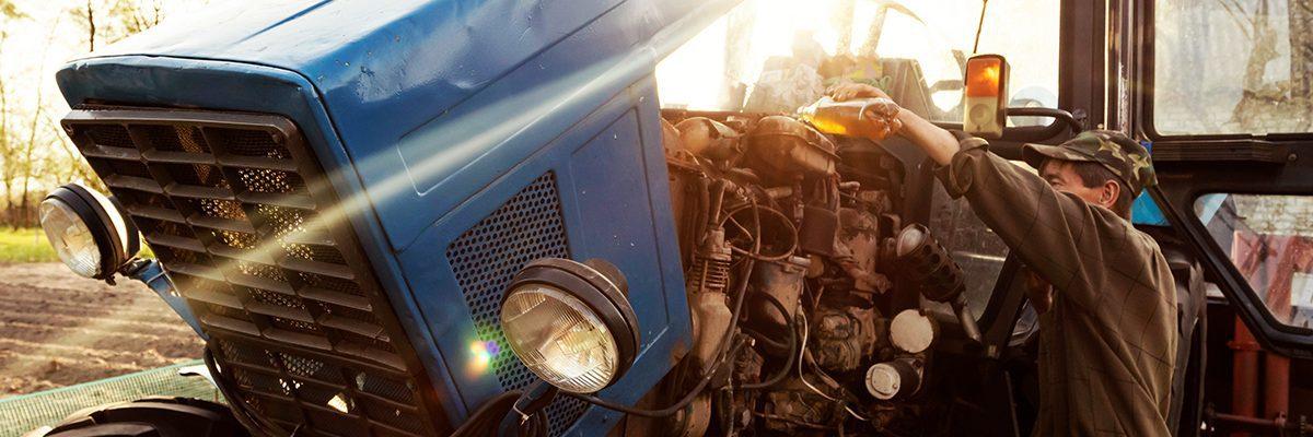 Evita el Sobrecalentamiento de tu Tractor