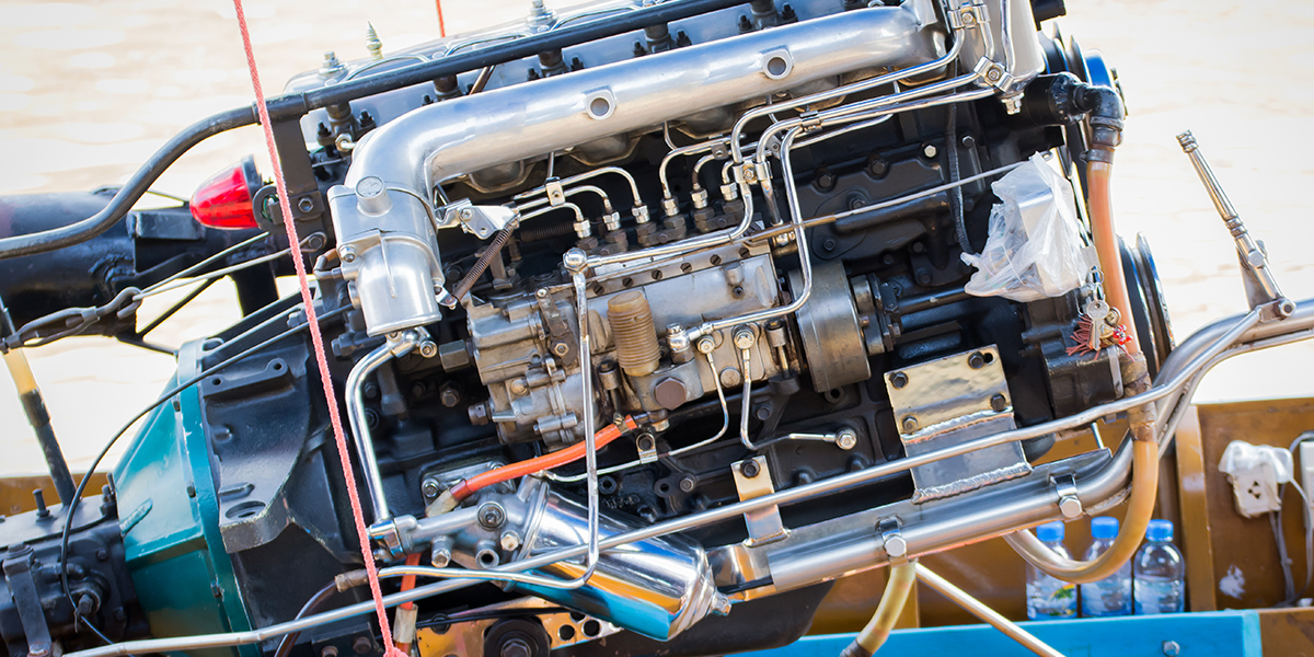 ¿Qué Aceite de Motor usa tu Lancha?