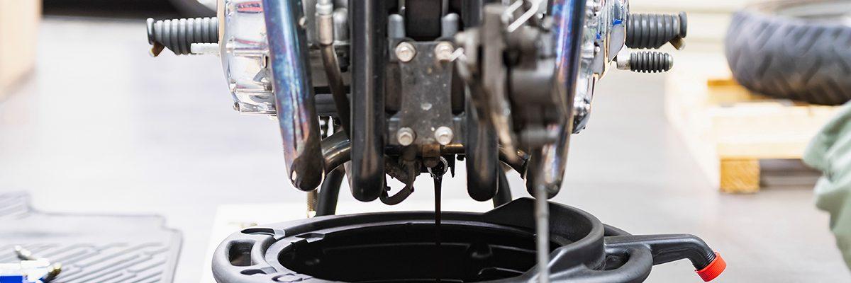 ¿Cómo Cambiar el Aceite y Filtro de tu Motocicleta?