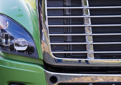 Revisa el Nivel de Anticongelante en tu Camión