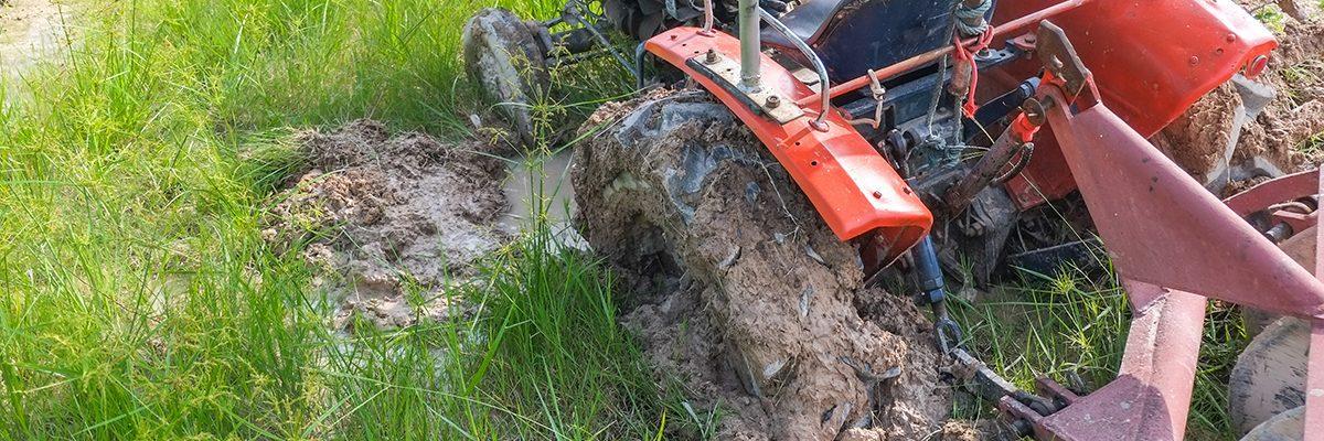 ¿Tractor Atascado? Consejos para sacarlo de ahí