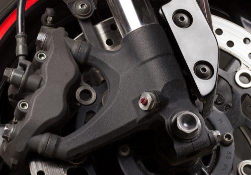 Sistema de Frenos de la Motocicleta