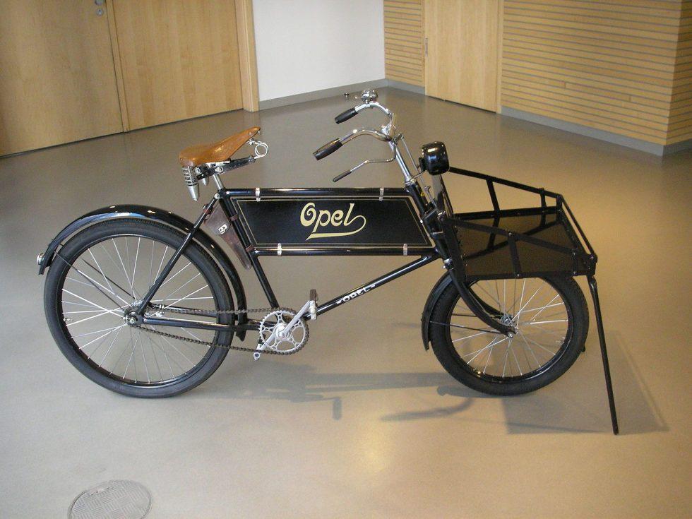 Opel hacía Bicicletas