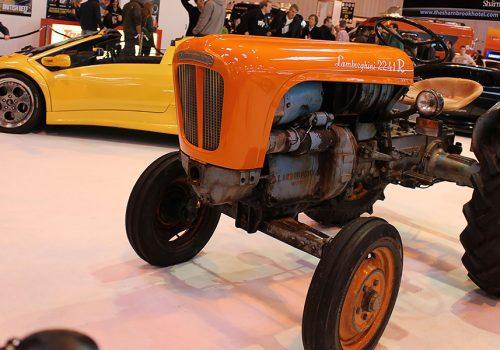 Marcas de Autos que Fabricaron Tractores