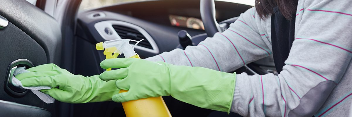 Desinfecta tu Taxi