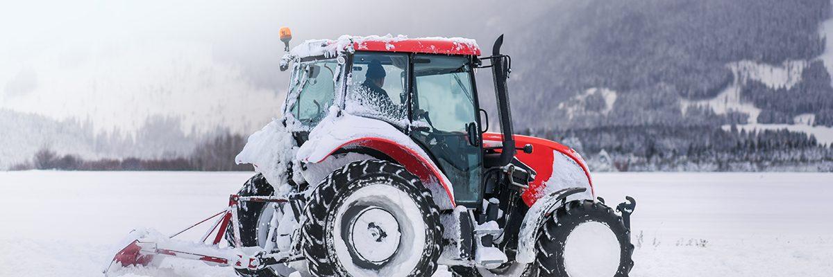 Cómo afecta el frio a tu Tractor