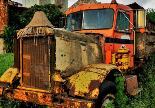 Evita la Corrosión usando Aceite Lubricante