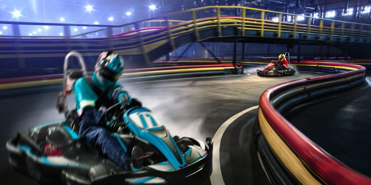 Lubricación para Motores de Go Karts