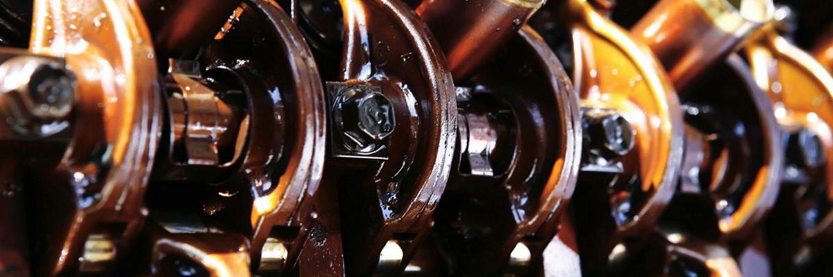 Breve historia del aceite para motor