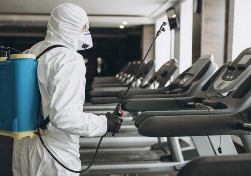 ¿Vamos a Seguir usando Desinfectante después de la Pandemia?