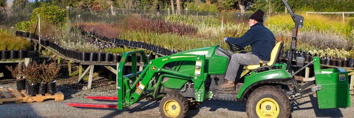 Aceites de motor para tractores pequeños